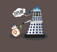 Star Wars / Doctor Who - Explain!! Unisex T-Shirt