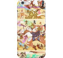 Epic Battle Two iPhone Case/Skin