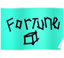 Fortune Cube Poster