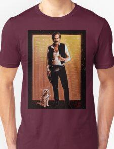 Ron Burgundy Han Solo T-Shirt