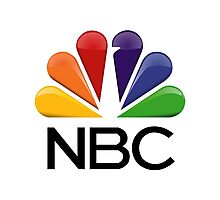 NBC Logo Photographic Print