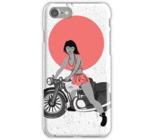 Salty Girl #3 iPhone Case/Skin