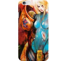 Samus - Metroid  iPhone Case/Skin