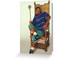 fresh prince of bel air Greeting Card