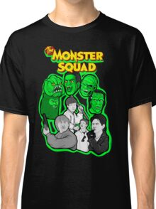 monster squad character collage Classic T-Shirt