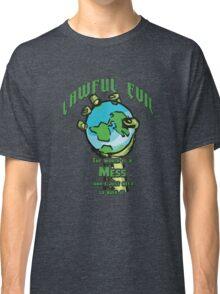 D&D TEE - LAWFUL EVIL Classic T-Shirt