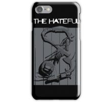 the weapon the hateful eight iPhone Case/Skin