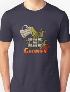 D&D TEE - ONE FOR MY GNOMIES Unisex T-Shirt