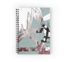 Silent Morphism Spiral Notebook