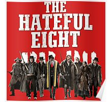 the hateful eight characters Poster