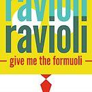 Ravioli by emilieroy
