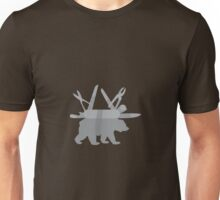 Bear Grylls Knife Unisex T-Shirt