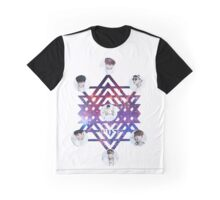 BTS ABSTRACT Graphic T-Shirt