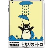 Totoro Neighbor iPad Case/Skin