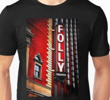 Folly Theater Unisex T-Shirt