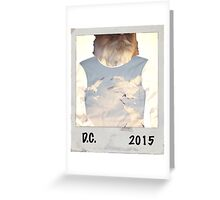 D.C. 2015 Greeting Card