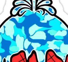 YUNG DUMP Sticker