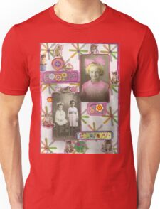 """""""What Are Little Girls Made Of"""" Unisex T-Shirt"""