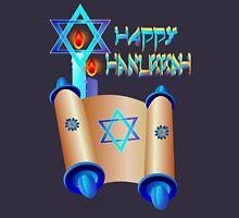 Happy Hanukkah-Torah Hoodie