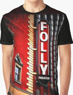 Folly Theater Graphic T-Shirt