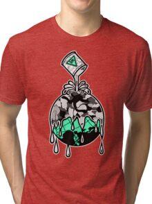 YUNG DUMP Tri-blend T-Shirt