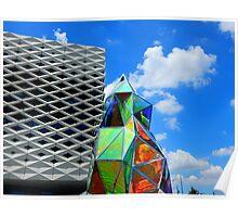 Architecture & Sculpture Poster