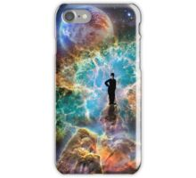 Chaplin & The Nebula iPhone Case/Skin