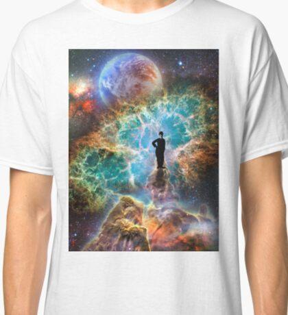 Chaplin & The Nebula Classic T-Shirt