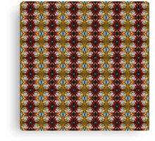 Abstract Pattern #1 Canvas Print