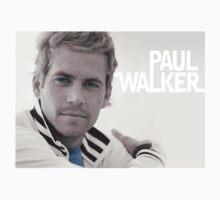 Paul Walker eyes One Piece - Short Sleeve