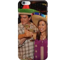 marshall, lily and barney (best night ever)  iPhone Case/Skin