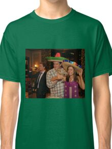 marshall, lily and barney (best night ever)  Classic T-Shirt