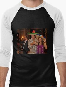 marshall, lily and barney (best night ever)  T-Shirt