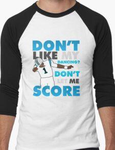 Don't like my dancing? Men's Baseball ¾ T-Shirt
