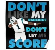 Don't like my dancing? Poster