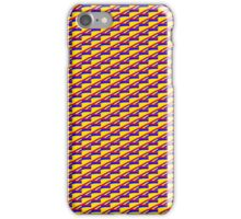 Primary Colors Pattern #1 iPhone Case/Skin