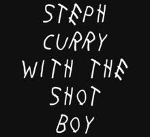 Curry Drake Shot (White) by DrDank
