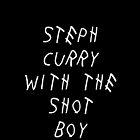 Curry Drake Shot (White) by DrDank