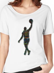 Electric LeBron Women's Relaxed Fit T-Shirt