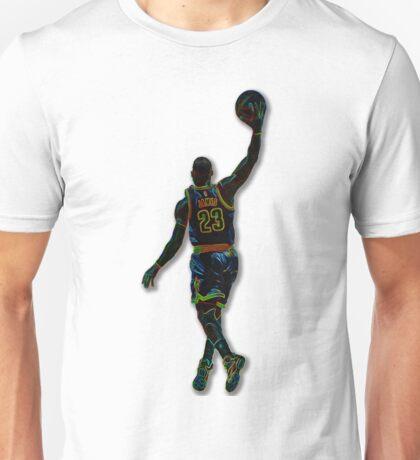 Electric LeBron Unisex T-Shirt