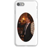 barney getting wasted  iPhone Case/Skin