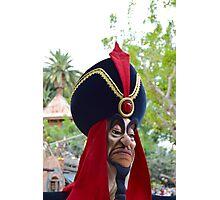 Mr. Jafar Photographic Print