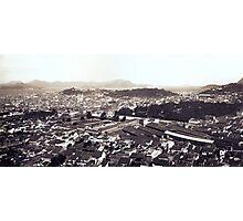 Rio de Janeiro, 1889 Photographic Print