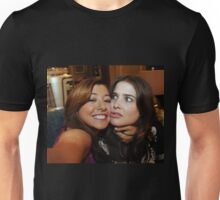 lily and robin (best night ever)  Unisex T-Shirt