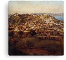 Rio de Janeiro, 1885 Canvas Print
