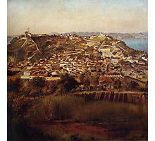 Rio de Janeiro, 1885 Photographic Print