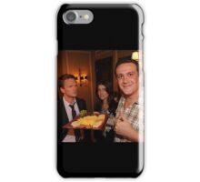 marshall, robin and barney (best night ever)  iPhone Case/Skin