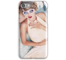 Taylor Swift - Blank Space Music Video (Queen) iPhone Case/Skin