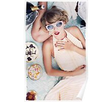 Taylor Swift - Blank Space Music Video (Queen) Poster