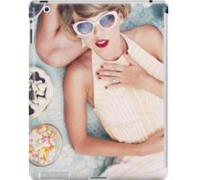 Taylor Swift - Blank Space Music Video (Queen) iPad Case/Skin